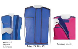 Tailor-Fit, Liivi 49